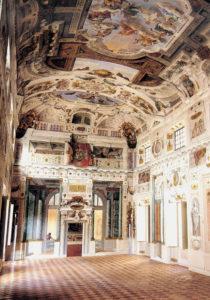 Palazzo Ducale di Sassuolo, interno