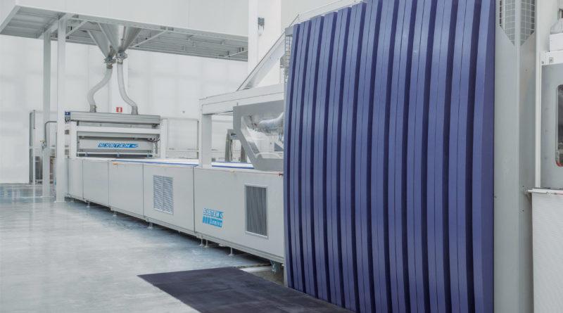 L'alta tecnologia italiana di System per i prodotti Made in Germany di Interbau Blink