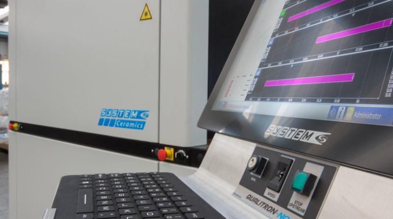 In Argentina Cerámica Alberdi adotta il controllo qualità e il fine linea di System