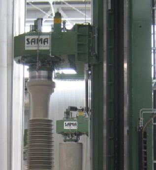 SAMA, accordo con LAPP Insulators Group per la produzione di mega-isolatori per l'alta tensione