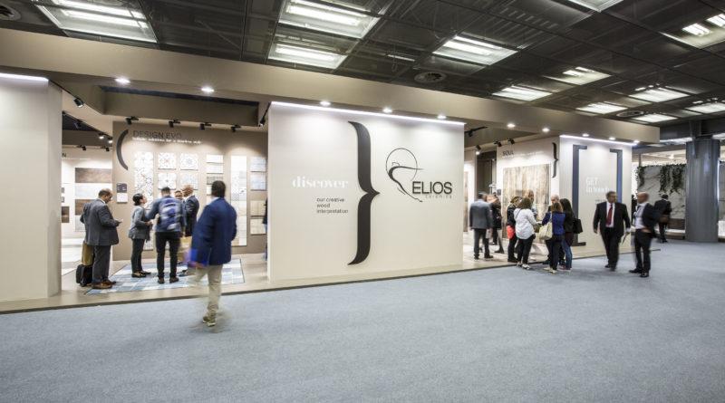 Elios Ceramica a Cersaie 2017