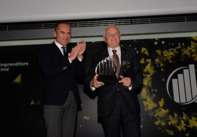 Franco Stefani vince il Premio EY per la Digital Transformation
