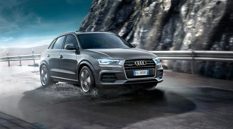 Q3: torna il SUV icona di casa Audi