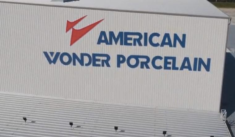 System affianca l'espansione di American Wonder Porcelain