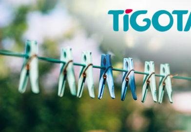 Fresca igiene sul volantino Tigotà