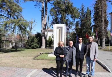Nasce Monolite: all'Hotel Terme Salvarola un'opera celebrativa  del territorio modenese