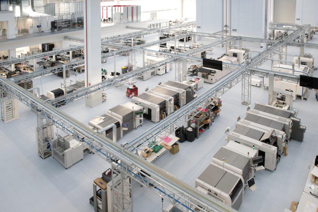 Un nuovo hub produttivo all'avanguardia per System Electronics